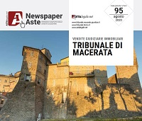Newspaper Macerata Fermo Agosto -N. 2
