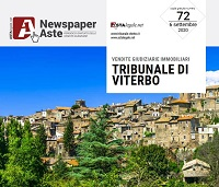 Newspaper Viterbo 6 Settembre